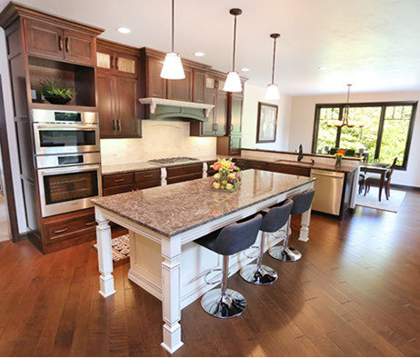 Custom Kitchen Fox Valley WI