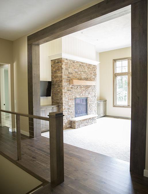 Modern Wood Interior