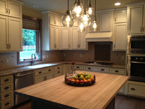 Wisconsin Custom Kitchen
