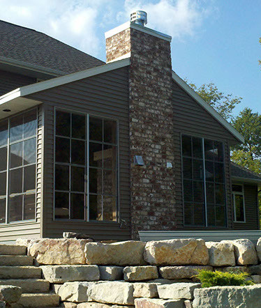 Wisconsin Home Exterior